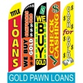 Pawn Gold buyer swooper flags