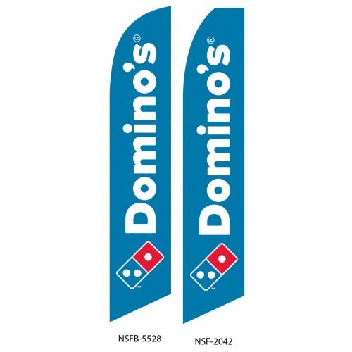 Domino S Pizza Car Flag