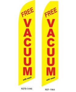 Free vacuum swooper flag
