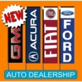Auto Dealer vertical flags